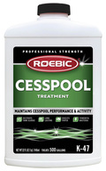 K-47 Cesspool Treatment- Quart