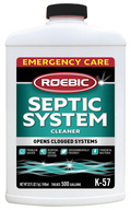 K-57 Septic System Cleaner- Quart