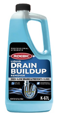 K-67 Liquid Drain & Trap Cleaner- Quart