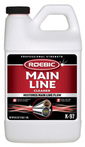 K-97 Main Line Cleaner- Half Gallon